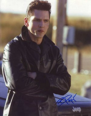 Barry Pepper in-person autographed photo