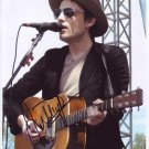Jakob Dylan In-Person Autographed photo
