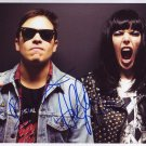 Sleigh Bells in-person autographed Band photo