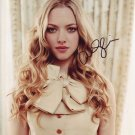 Amanda Seyfried in-person autographed photo