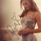 Rosie Huntington-Whiteley in-person autographed photo