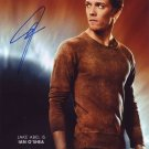 Jake Abel in-person autographed photo