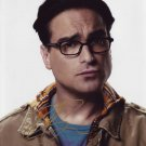 Johnny Galecki in-person autographed photo