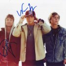 Emblem3 in-person autographed group photo