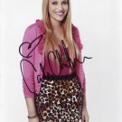 Carly Chaikin in-person autographed photo