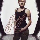 Katee Sackhoff in-person autographed photo