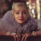 Carey Mulligan in-person autographed photo