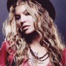 Fergie in-person autographed photo