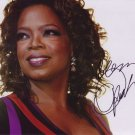 Oprah Winfrey in-person autographed photo
