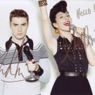 Karmin in-person autographed group photo