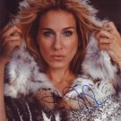 Sarah Jessica Parker in-person autographed photo