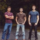 Restless Road in-person autographed group photo X-Factor