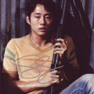 Steven Yeun in-person autographed photo