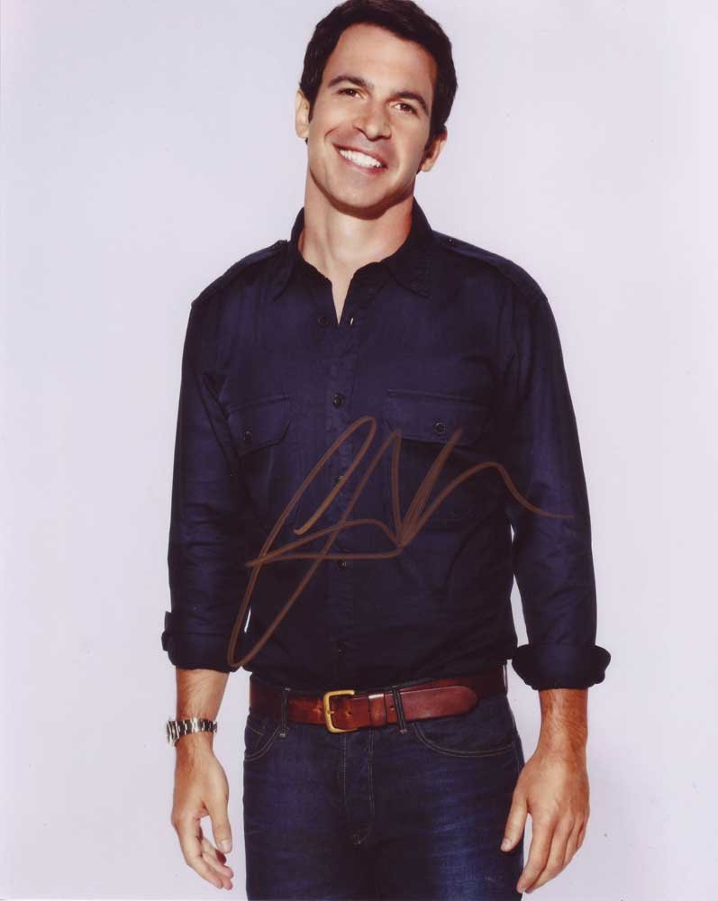 Chris Messina in-person autographed photo
