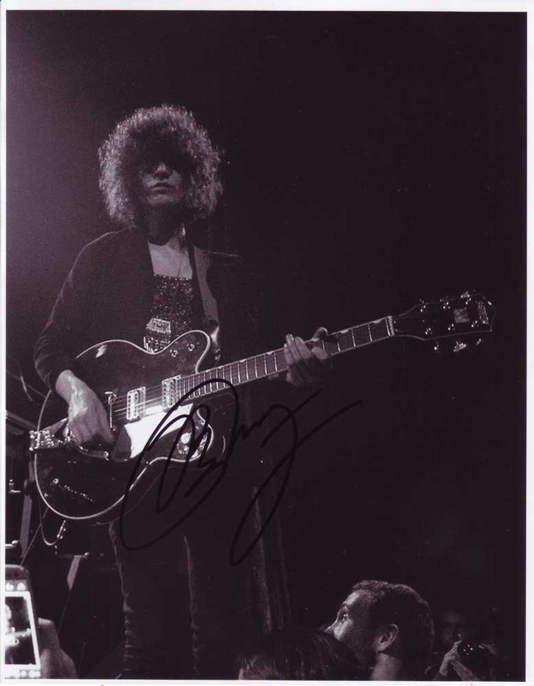 James Bagshaw In-person Autographed Photo Temples