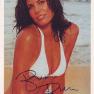 Brooke Burns in-person Autographed photo