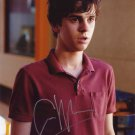 Freddie Highmore In-person Autographed Photo