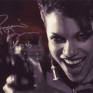 Rosario Dawson in-person autographed photo