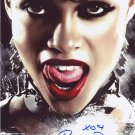 Rosario Dawson in-person autographed photo