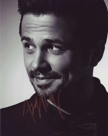 Freddy Rodriguez in-person autographed photo