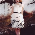 Joey King in-person autographed photo