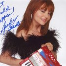 Judy Tenuta in-person autographed photo