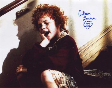 Aileen Quinn in-person autographed photo