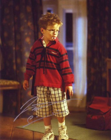 Jonathan Lipnicki in-person autographed photo