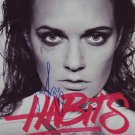 Tove Lo In-person Autographed Photo