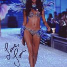 Joan Smalls In-person Autographed Photo