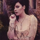Lily Allen in-person autographed photo