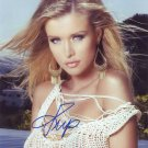 Joanna Krupa in-person autographed photo