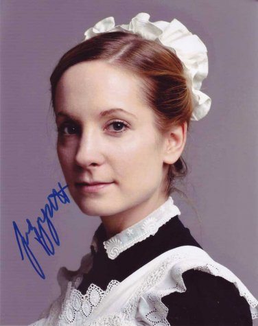 Joanne Froggatt in-person autographed photo