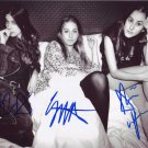 Haim in-person autographed photo