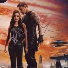 Jupiter Ascending In-person autographed Cast Photo