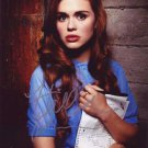 Holland Roden in-person autographed photo