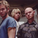 Lifehouse In-person Autographed Band Photo