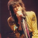 Steven Tyler in-person autographed photo Aerosmith