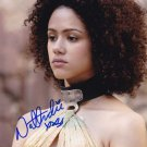 Nathalie Emmanuel in-person autographed photo