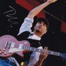 Tom Morello in-person autographed photo