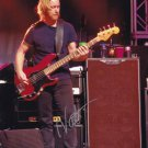 Nate Mendel in-person autographed photo Foo Fighters