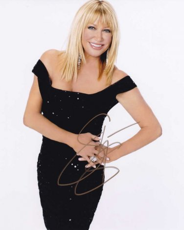 Suzanne Somers in-person autographed photo