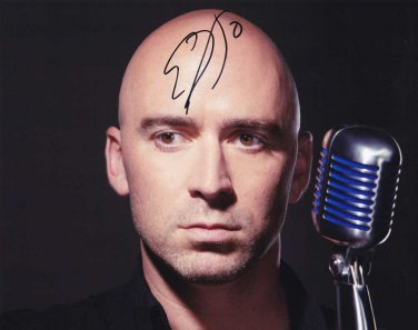 Edward Kowalczyk in-person autographed photo Live