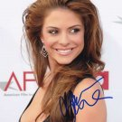 Maria Menounos in-person autographed photo
