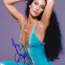 Cher in-person autographed photo