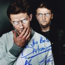 Disclosure in-person autographed Group photo