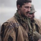 Shia LaBeouf in-person autographed photo Fury