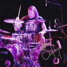 Danny Carey in-person autographed photo Tool
