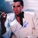 John Travolta in-person autographed photo
