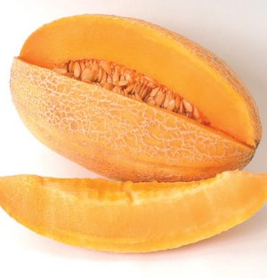 ORGANIC SWEET MELON GRANITE MELON 20+ SEEDS